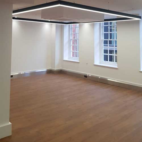 Commercial Offices London Commercial Decorators