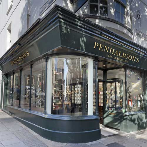 Penhaligons Retail Commercial Decorators