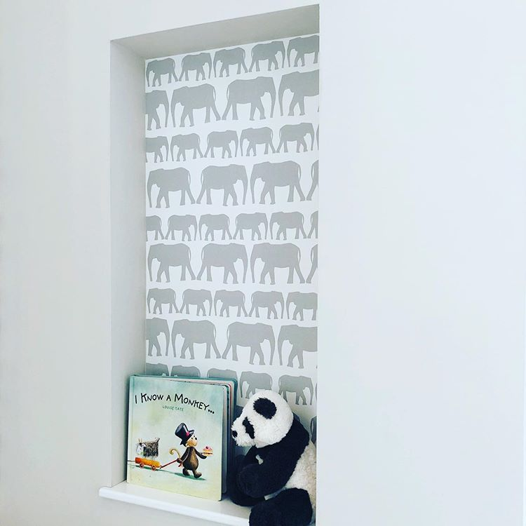 Nursery Painting & Wallpaper